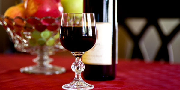 Red Wine Offers Good Health