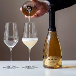 Image of Floreat botanical sparkling wine.